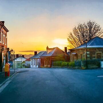 Sunrise at Battery Point by StuartRow