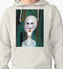 Serious Pullover Hoodie