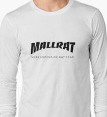 Mallrat-Logo Langarmshirt