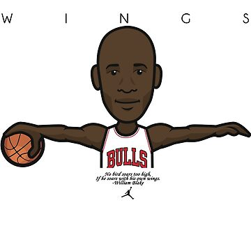Michael Jordan Wings by 23jd45