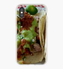 Carnitas in Morelia, Michoacán iPhone Case