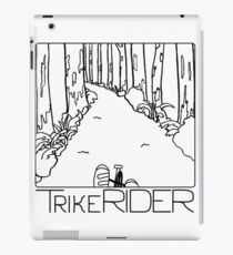 The Trike Rider View iPad Case/Skin