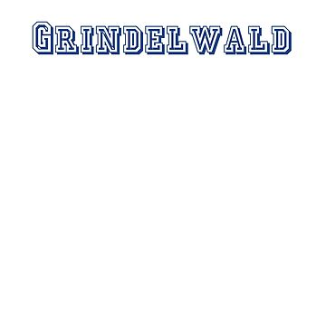 Grindelwald by CreativeTs