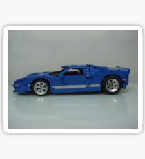 Lego Ford GT Sticker