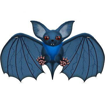 Fu Bat by ratherkool