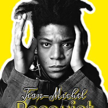 Jean-Michel Basquiat  by Staceylovecats