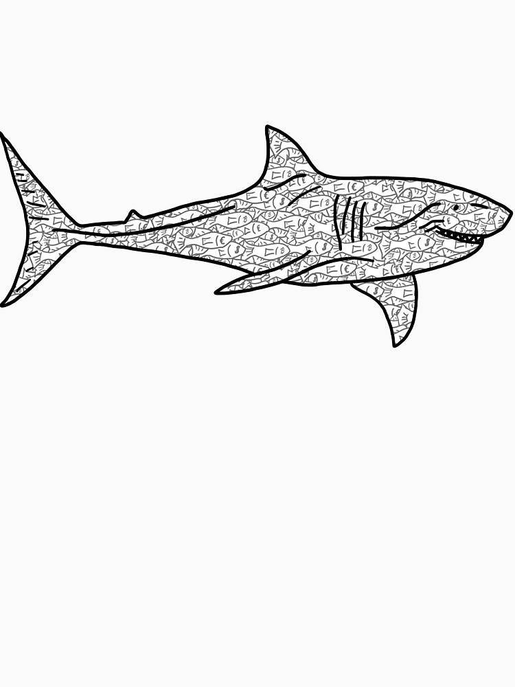 Poker Shark Fish by fullrangepoker