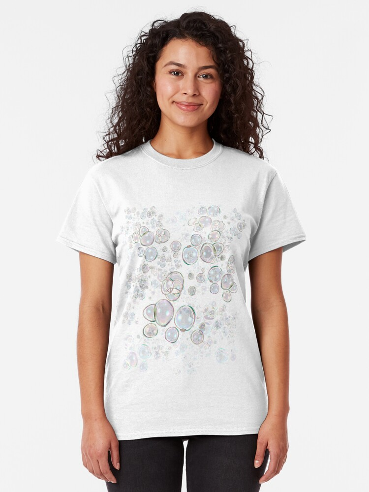 Alternate view of The Bubble Classic T-Shirt