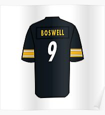 new arrivals 01dd9 7a0bb Chris Boswell Posters | Redbubble