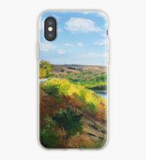 Moldovan Landscape. Naslavcha iPhone Case