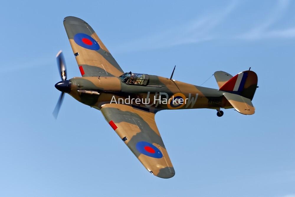 Hawker Hurricane Mk1 by Andrew Harker