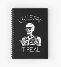 Helloween 11 Spiral Notebook