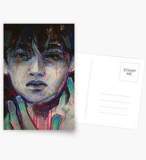 Singularity Postcards