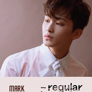 Mark NCT 127 Regular-Irregular by nurfzr