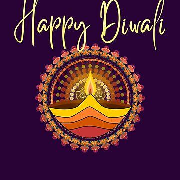 Happy Diwali Deepavali by Bullish-Bear