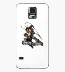 Eren Yeager Case/Skin for Samsung Galaxy