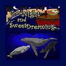 Good Night Wishes Poster by Kristin Sharpe