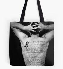 Inscribed Memories #2 Tote Bag