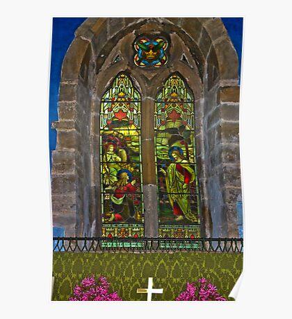 Window #1 Poster