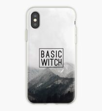 Basic Witch. iPhone Case