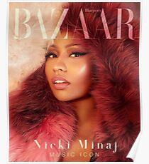 Nicki Harper's Bazaar Poster