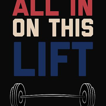 All In On This Lift by 64thMixUp