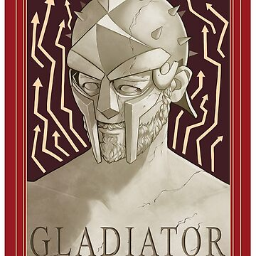My name is Gladiator by Skyfisher