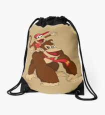 """Kong Buddies!!!"" Drawstring Bag"