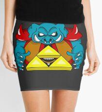 """""""Ganon's Triforce"""" Mini Skirt"""