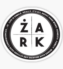 OZARK Sticker