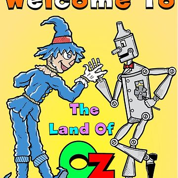 """""""Welcome To The Land Of Oz"""" by FlyingDreamer"""