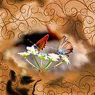 Luxury Butterflies by FrauleinimStall