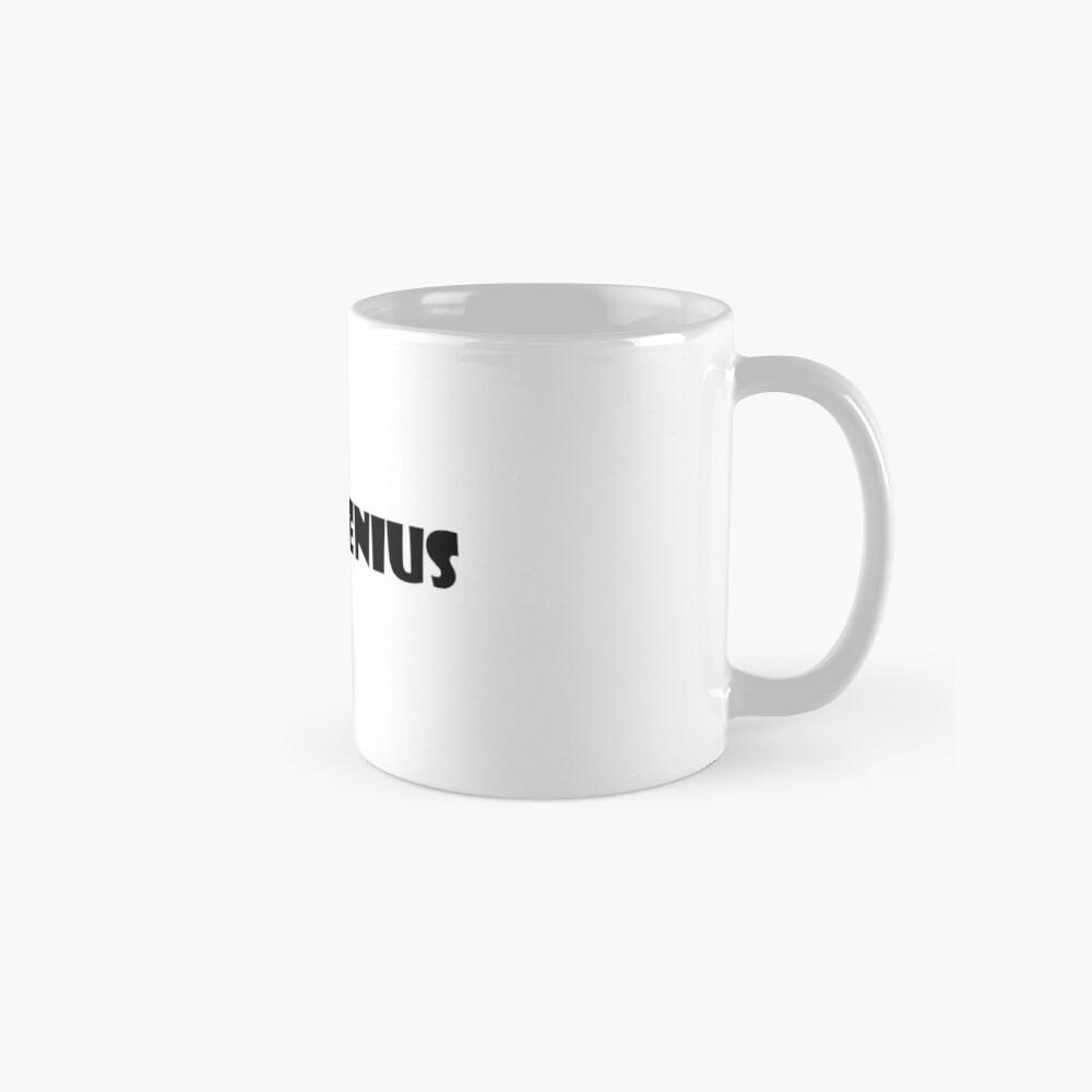 I am a genius Mugs