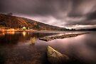 Loch Ard (long exposure) by David Mould