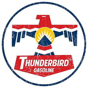 Thunderbird Gasoline by Bloxworth