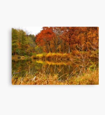 Sterling Pond Canvas Print