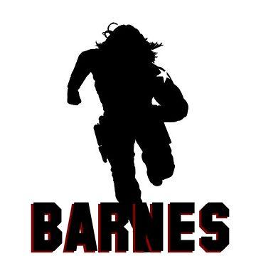 Barnes  by voiddestiel
