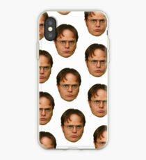 DWIGHT SCHRUTE DUPLIKAT iPhone-Hülle & Cover