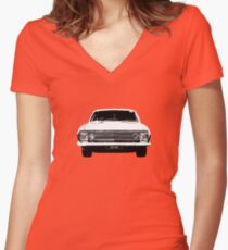 1967 HR Holden Tshirt Women's Fitted V-Neck T-Shirt