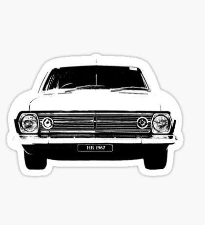 1967 HR Holden Tshirt Sticker
