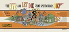 LIVE AND LET DIE STUNT SPECTACULAR by Matt Gourley