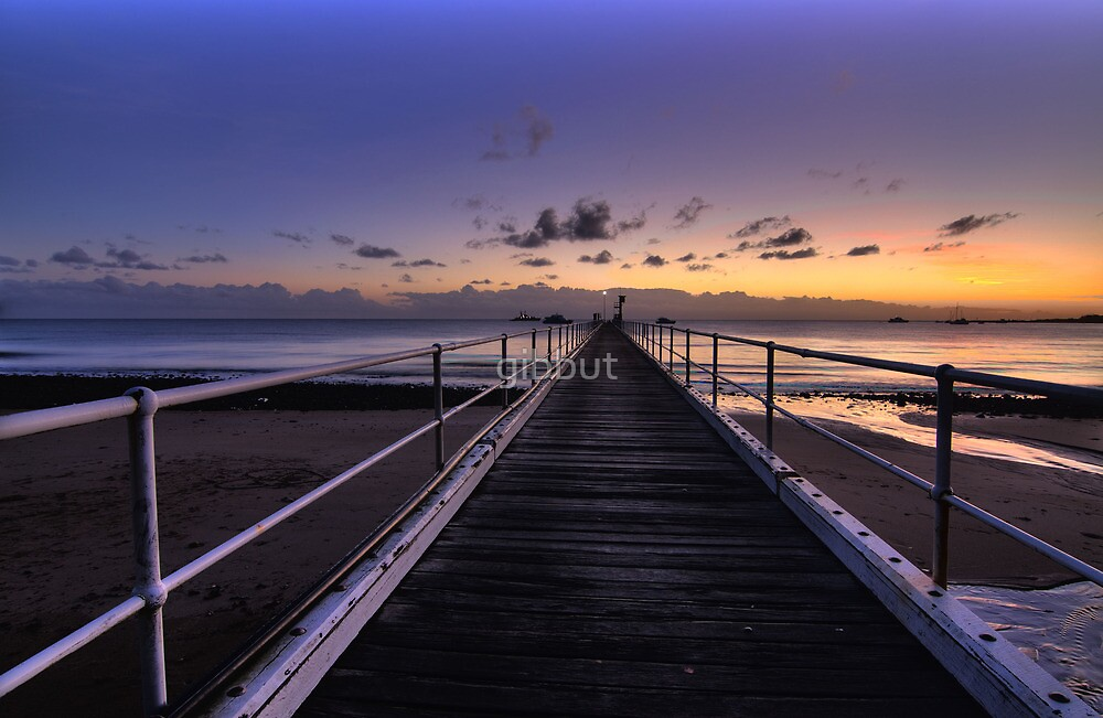 jetty to the edge of the earth by gibbut