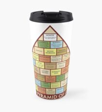 Swanson Pyramid of Greatness Travel Mug