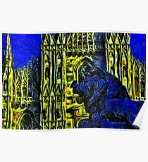 Milan Cathedral  Fine Art Print Poster