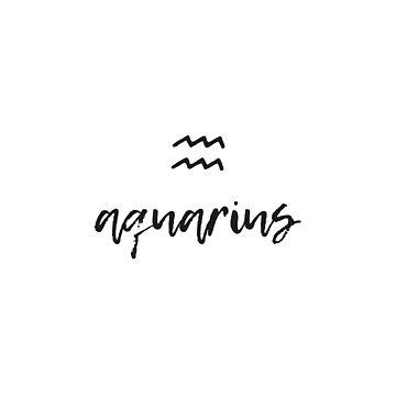 Aquarius by ArielClark93