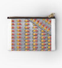 new moschino pill pack Zipper Pouch