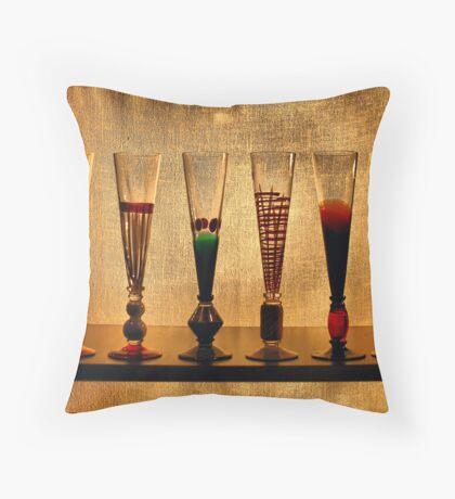 Venetian glass Throw Pillow
