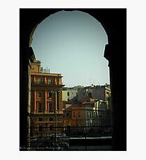 Rome - peekaboo Photographic Print