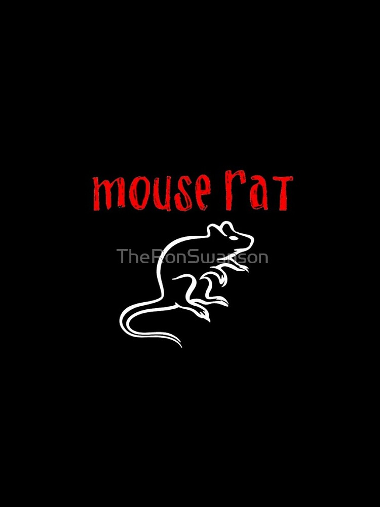 Mouse Rat by TheRonSwanson