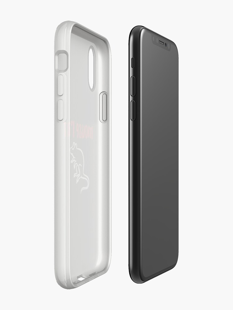 Alternate view of Mouse Rat iPhone Case & Cover